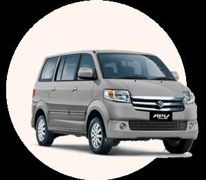 Sewa mobil Suzuki APV manual murah di Bali