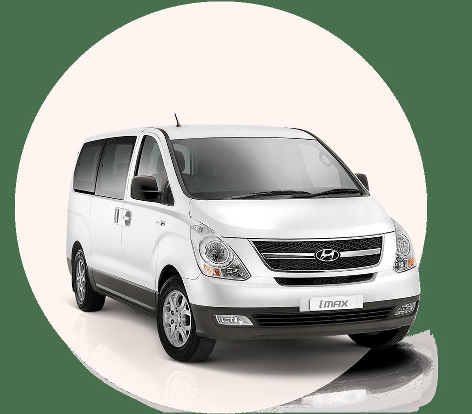 Sewa Mobil Hyunday H1 Murah di BaliAutomatic
