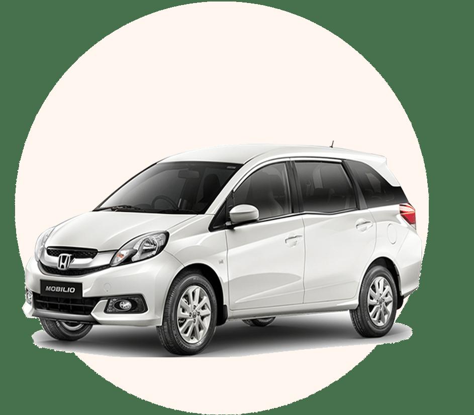 Sewa Mobil Honda mobilio automatic di Bali Murah